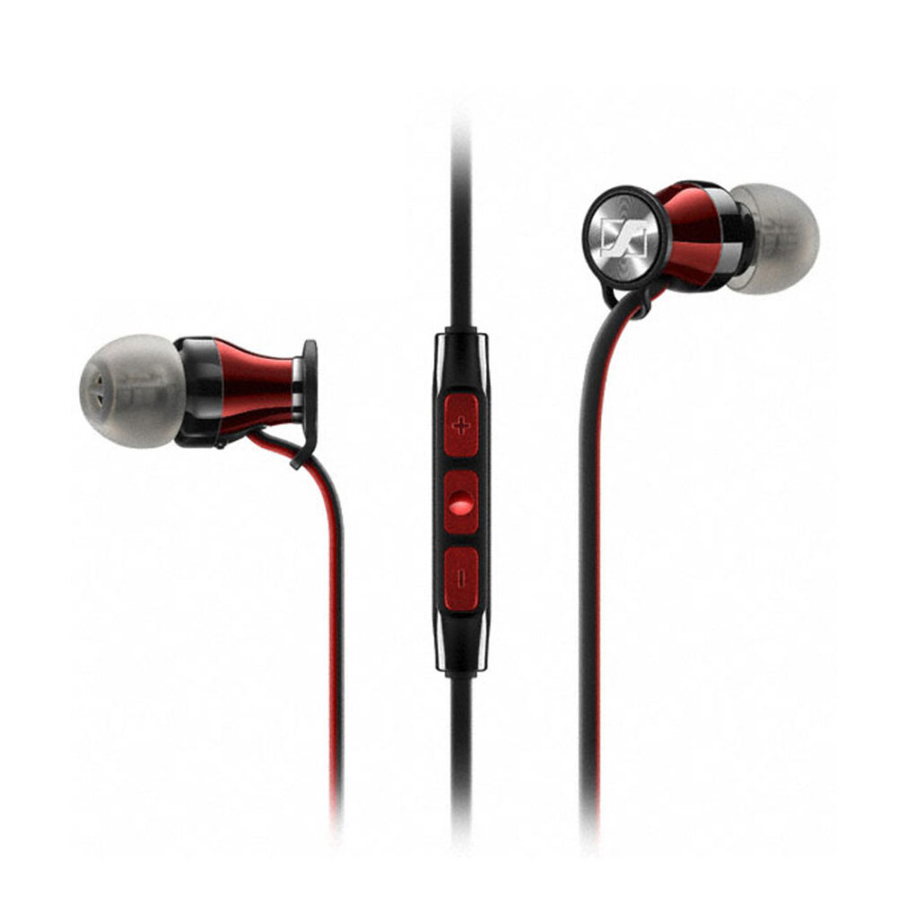 SENNHEISER-Momentum-M2-In-Ear-red