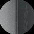 Μαύρο-Ασημί